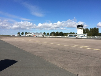 The Apron at Caen (LFRK)